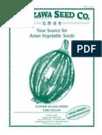 Kitazawa Seed Catalog