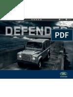 Defender 120 en AU