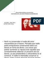 Historia de Las Doctrinas Economic As Eric Roll Italiano Parte 90
