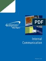Blue Paper Internal Communication