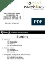 Metodologia para Concepção de Máquinas Sociais no Contexto da Web 3.0