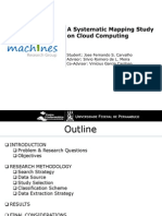 A Systematic Mapping Study on Cloud Computing