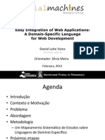Easy Integration of Web Applications