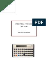 Apostila de Matemática Financeira - Prof Ítalo de Paula Machado