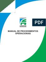 CEPISA - Manual Procedimentos Operacionais Consulltoria