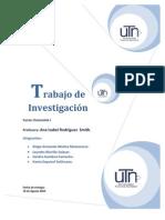 Trabajo de Investigacion Economia