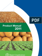Product Manual Bayer 2011