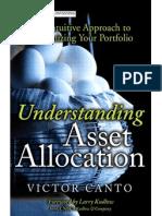 Understanding Asset Allocation - Victor Canto