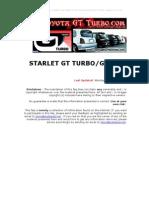 Starlet GT