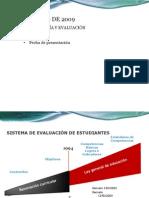DECRETO 1290 DE 2009 pedagogia y evaluación