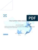 China Synthetic Rubber Industry Profile Cic2652