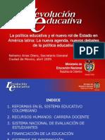 Nohemy Arias - Nueva Agenda