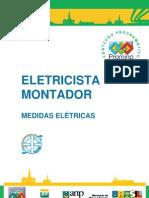 Eletricista Montador Medidas Eletricas