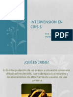 Intervension en Crisis