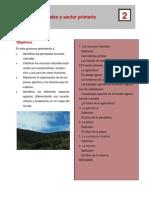 Material Paisaje Agrario y Recursos Naturales