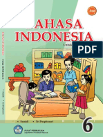 SD Kelas 6 - Bahasa Indonesia