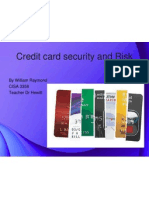 Credit card theft protection