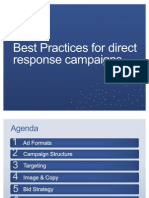Best Practices Direct Response