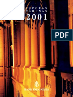 Laporan Perekonomian Indonesia Tahun 2001
