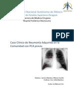 Historia Clínica Dra Martínez