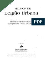 Legião Urbana songbook