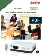 PLC-XD2600-2200 brochure-15262996