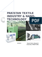 Seminar Pakistan Textile Industry & Nano-technology
