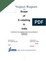 Scope-of-E–retailing-in-India