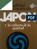 1097 Japon y La Cultura de La Quietud