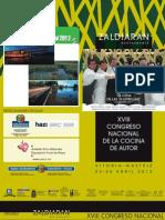 XVIII Congreso Nacional de la Cocina de Autor