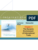 Chapter 2- International Marketing