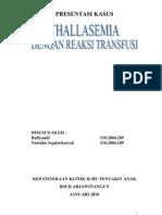 Case Thalasemia
