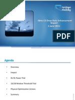 Abha CS Drop Enhancement - Report