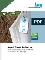 Knauf Therm Perimaxx
