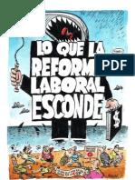 Lo que la Reforma Laboral esconde by Azagra