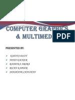 Computer Graphics & Designs
