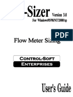 FE-Sizer User Manual