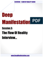 Flow of Reality