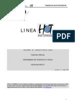 Manuale Tecnico Linea HT