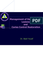 Lec5#Management of Deep Carious Lesions
