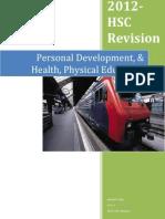 HSC Core 1-Dot Point Revision