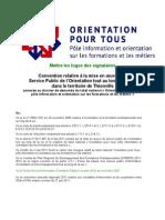 Projet Convention Locale SPO 2012 Thionville