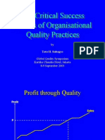 Global Quality Symposium