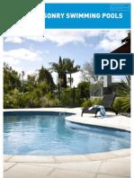 Masonry Swimming Pools Sept 09