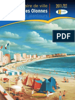 Annuaire de Ville - Pays des Olonnes 2012