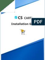 Cscart Installation