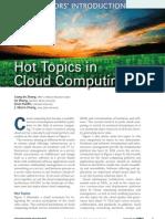 HotTopics Cloud