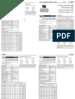 V11007 Datasheet
