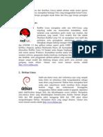 Distro Sistem Operasi Linux