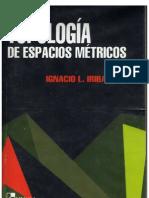 26521270 Ignacio l Iribarren Espacios Metricos